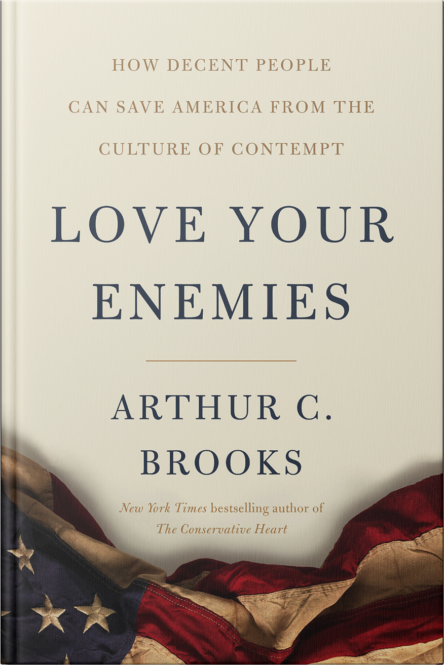Love Your Enemies Book Cover